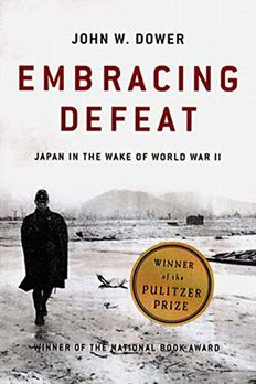 Embracing Defeat book cover