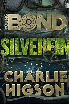 SilverFin book cover