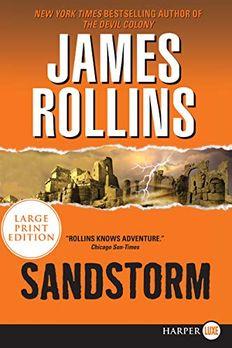 Sandstorm book cover