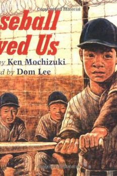 Baseball Saved Us book cover