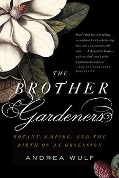 The Brother Gardeners book cover