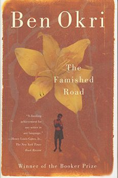 The Famished Road book cover