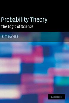 Probability Theory book cover