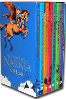 The Complete Chronicles of Narnia book cover