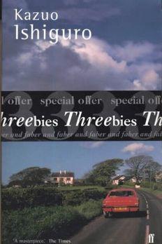Threebies book cover