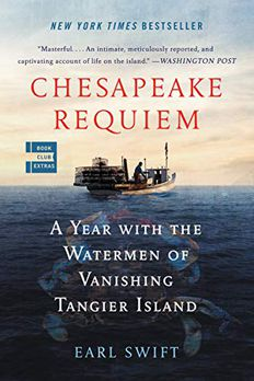 Chesapeake Requiem book cover