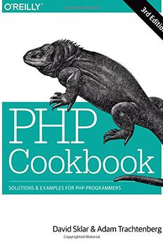 PHP Cookbook book cover