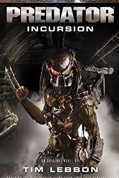 Predator book cover