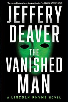 The Vanished Man book cover