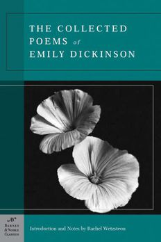 The Collected Poems of Emily Dickinson book cover