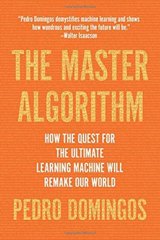 The Master Algorithm book cover