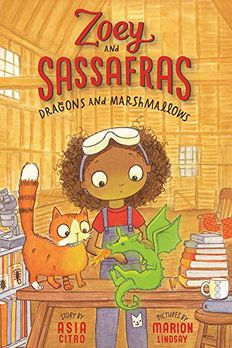 Dragons and Marshmallows book cover