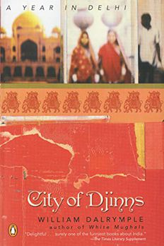 City of Djinns book cover