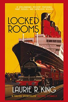 Locked Rooms book cover