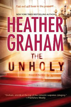 The Unholy book cover