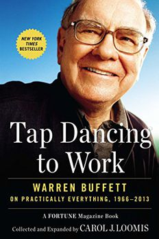 Tap Dancing to Work book cover