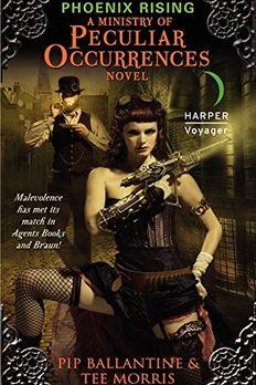 Phoenix Rising book cover