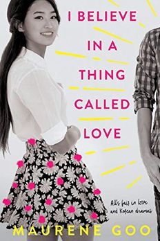 I Believe in a Thing Called Love book cover