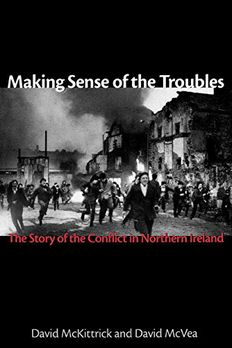 Making Sense of the Troubles book cover