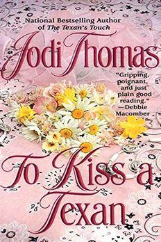 To Kiss a Texan book cover