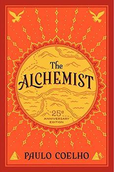 The Alchemist, 25th Anniversary book cover