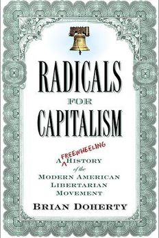Radicals for Capitalism book cover