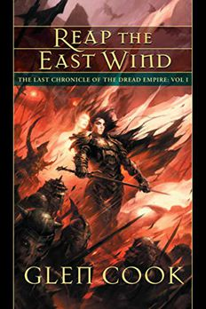 Reap the East Wind book cover