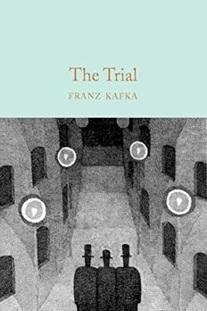 The Trial book cover
