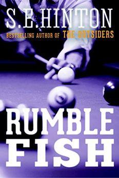 Rumble Fish book cover