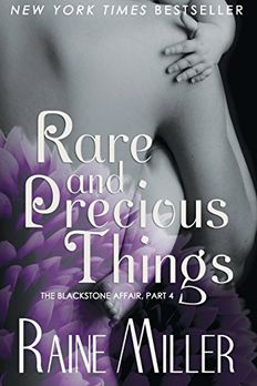 Rare and Precious Things book cover