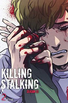 Killing Stalking. Season 2, Vol 2 book cover