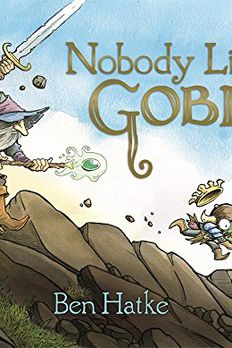 Nobody Likes a Goblin book cover