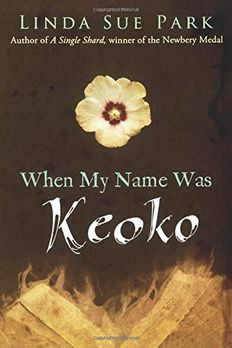 When My Name Was Keoko book cover