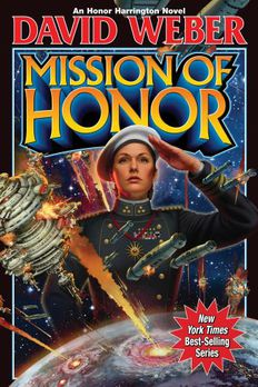 Mission of Honor book cover