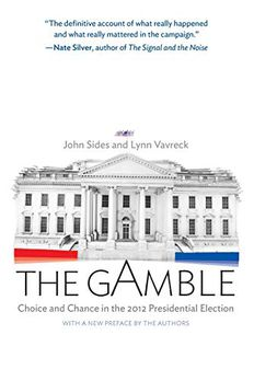 The Gamble book cover