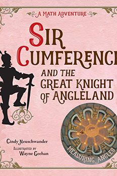 Sir Cumference and the Great Knight of Angleland book cover