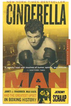 Cinderella Man book cover