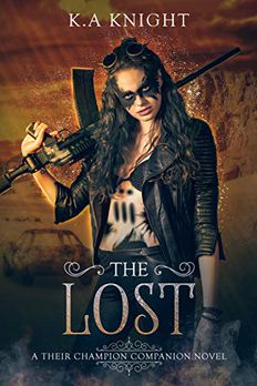 The Lost book cover