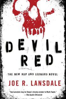 Devil Red book cover