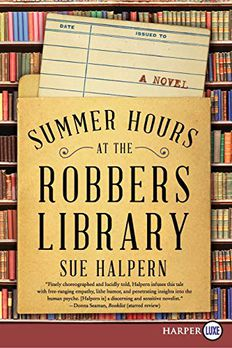 Summer Hours at the Robbers Library book cover