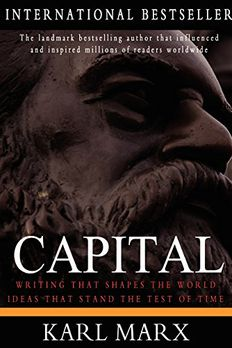 Capital book cover