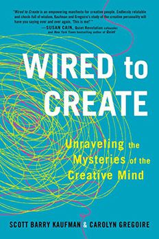 Wired to Create book cover