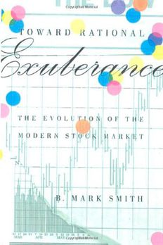 Toward Rational Exuberance book cover