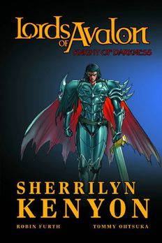 Lords Of Avalon book cover
