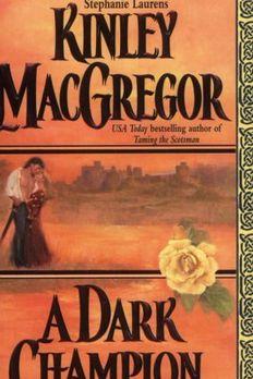 A Dark Champion book cover