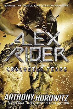 Crocodile Tears book cover