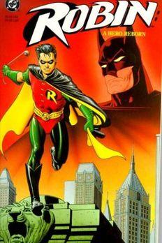 Robin book cover