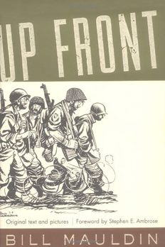 Up Front book cover