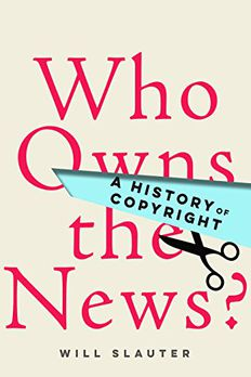 Who Owns the News? book cover