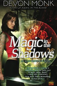 Magic in the Shadows book cover